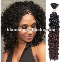 kinky afro curl virgin remy human hair bulk alibaba fr, wholesale price