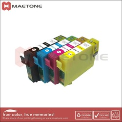 T1321/T1322/T1323/T1324, Compatible/Remanufactured ink cartridge for printer Stylus N11/NX125
