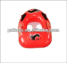 NEW design inflatable baby swimming boat, baby float