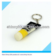 Customized PVC USB Flash Drive for cosmetic promotion SI-20121580