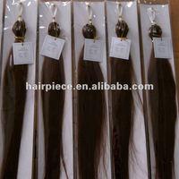 Tangel free wholesale micro loop hair extensions, kinky curly remy micro rings loop hair extension