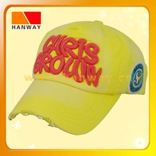 3d embroidery sports cap