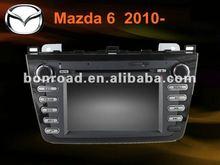 "7"" HD for 2009- 2011 mazda 6 car audio"