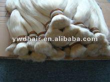 Raw European hair braids/100% virgin brazilian hair/100 percent indian remy human hair bulk