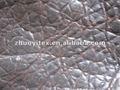 suave arruga sofá de la tela de tapicería