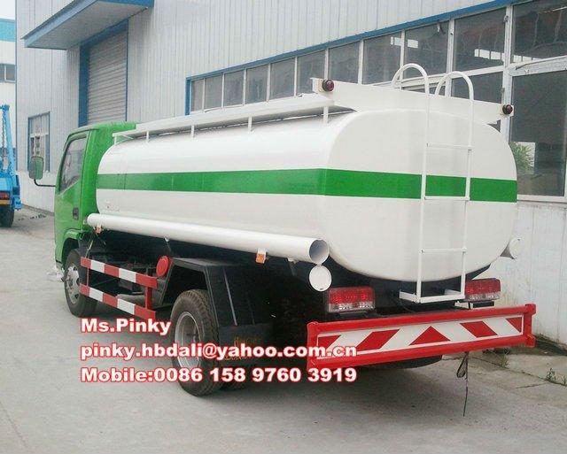 5000 litros tanque de aceite para ventas calientes