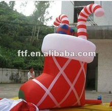 unique and beautiful inflatable Christmas shoes