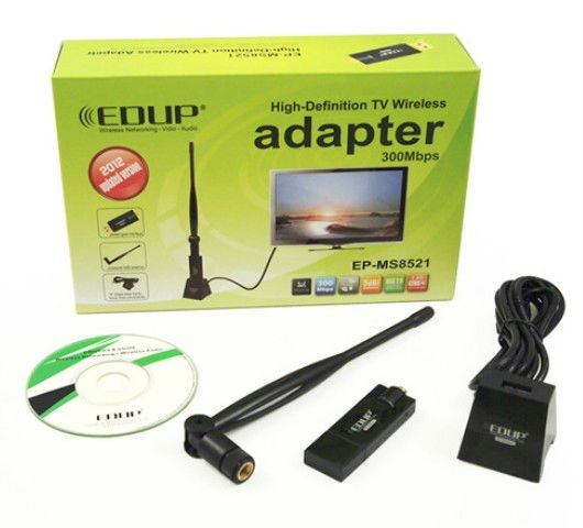 EP-MS8521 300Mbps 802.11b/g/n WiFi Wireless Network Adapter