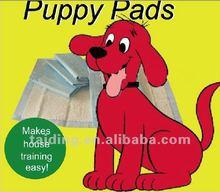 2012 hot sale puppy dog training pad