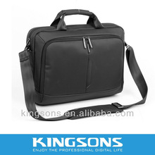 2012 new arrval 14.1 inch fashion Kingsons water-proof laptop business bag