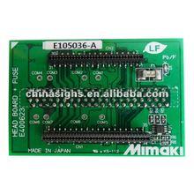 Mimaki JV5 Transfer Card