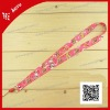 Cheap cute lanyard with mobile phone string