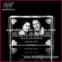 Fashion crystal wedding anniversary gifts