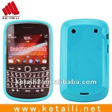 plain design for TPU blackberry case(SGS,ROHS, FDA,LFGB passed)