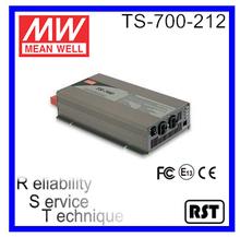 TS 700 212 700W 12V Made in Taiwan True Sine Wave 12V genuine MeanWell DC AC Power Inverter