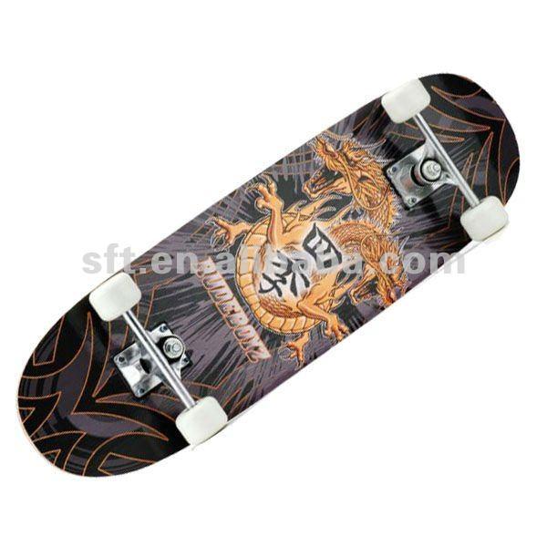 9 ply maple skateboard