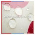 Poliéster oxford tela a prueba de agua material de