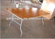 wooden cheap folding tables