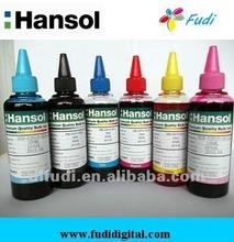 Hansol top-quality printer ink