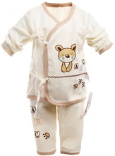 2012 Certified Organic Designer Baby Boy Clothes Set