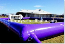 Giant Inflatable soccer arena