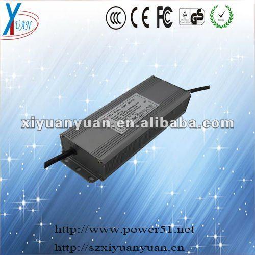 Single output 80W 1500ma waterproof led Driver