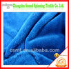 100%polyester 2 faced knitting and tricot coral fleece fabric