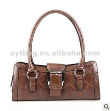 2013 high quality western style ladies leather handbag