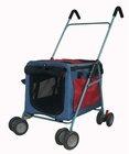 folding pet stroller