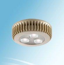 High brightness GX53 4.0W led light with Aluminum Profile