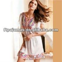 nuevo 2013 lavable de moda pijama de seda