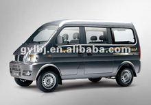dongfeng 7 seats sliding door type1310cc mini van for sale