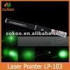 Discount 5mw Green Laser Pointer LP-103