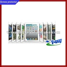 New! for ipad removable screen protector