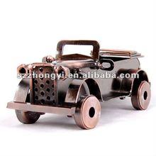 metal crafts iron classic car model/metal car/antique model cars