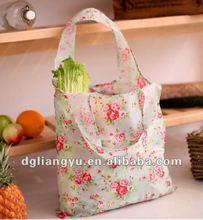 2012 Whole Sale Cheap Shopping Foldable Bag