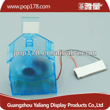 Solar Wobbler Display for promotional activity