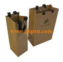 2 bottle wine gift bag