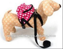 Hot!New design fashionable pink bag for pet