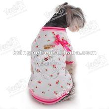 natural baby fall&winter dog clothes