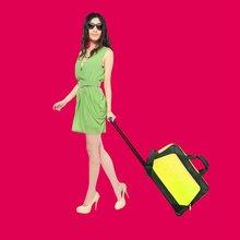 Description of traveling bag
