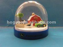 2012 gifts custom made snow globes