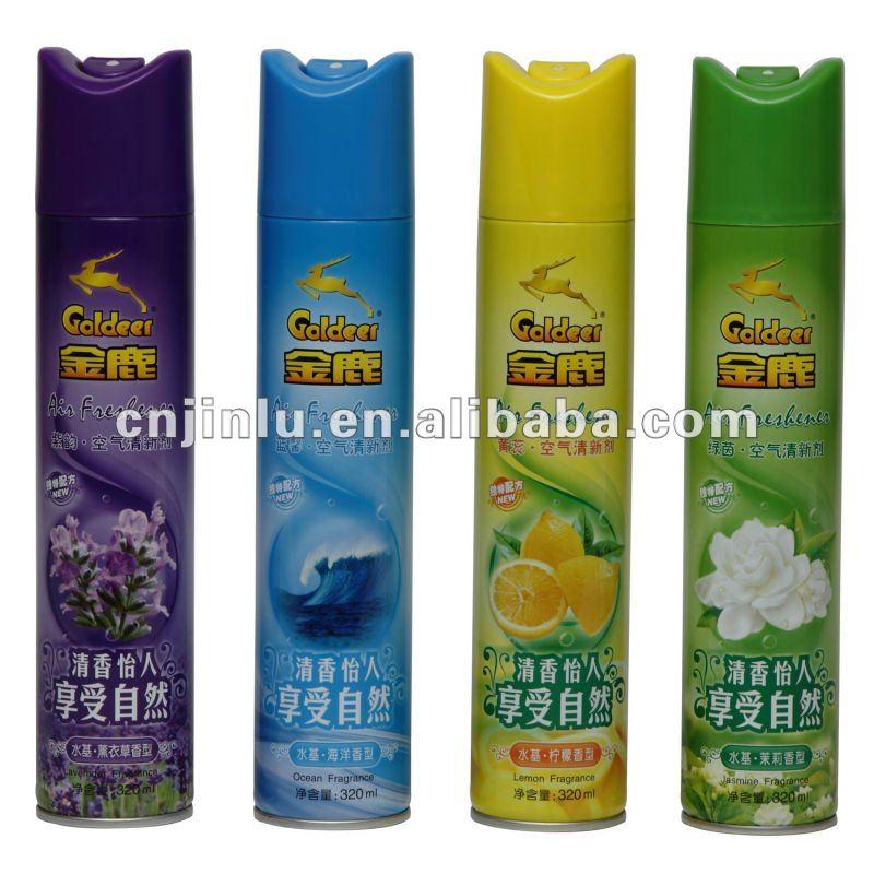 Lavender aerosol car air freshener liquid,toilet freshener