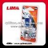blue halogen auto car light bulbs