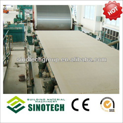 High Quality High Strength Fiber Cement Board Production line