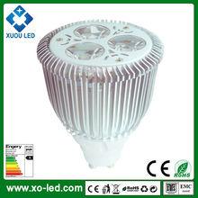 3*2W PAR20 LED Light Bulb GU10