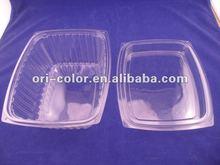 disposable plastic pita container