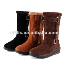 snow boot women fashion boot 2012 new style lady shoes XW8058