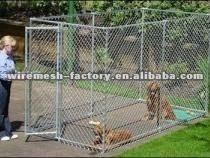 fence panel dog kennel/ dog run panels /assembled dog run