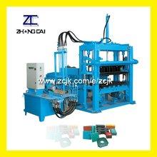 stone dust brick making machine (QTY3000)